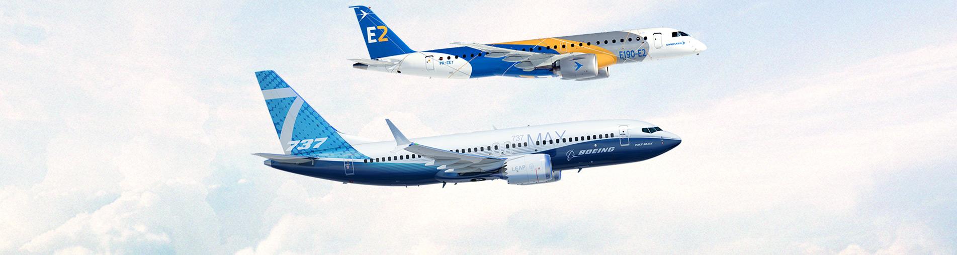 Acionistas aprovam parceria entre Embraer e Boeing
